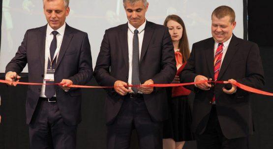 Terran inaugurează noua fabrică de țigle din beton în România